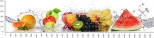 Раздел фрукты, овощи