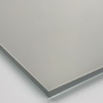 Зеркало графит 4мм